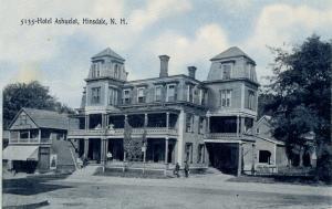 NH - Hinsdale. Hotel Ashuelot