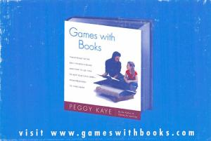 Peggy Kaye - Games with Books