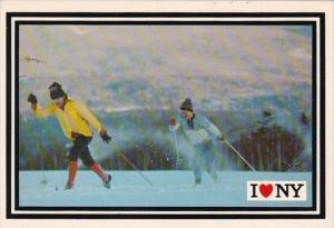 New York Cross Country Skiing