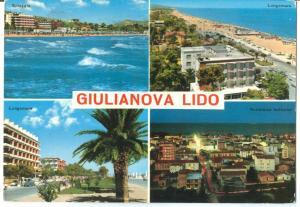 Italy, GIULIANOVA LIDO, 1967 used Postcard