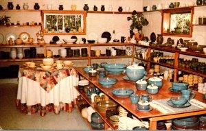 Maine Blue Hill Rackcliffe Pottery