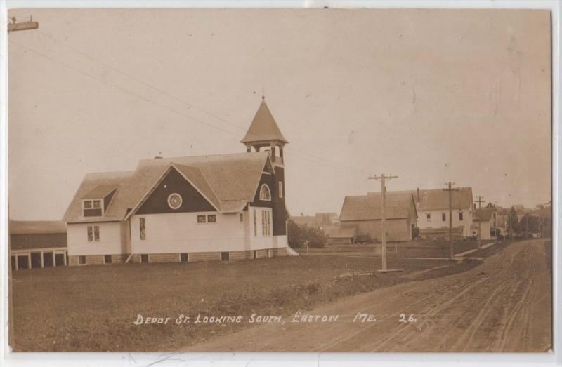 RPPC - Depot St, Easton ME
