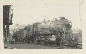 RP: MOUNT HOPE Mineral Railroad , Train Engine No4 , New Jersey , 1910-30s