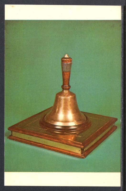 General Grant Bell,Dinner Bell BIN / HipPostcard