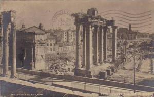 Foro Romano Ultimi Scavi, Roma, Lazio, Italy, PU-1904