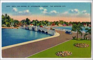 Snell Isle Bridge, St Petersburg FL