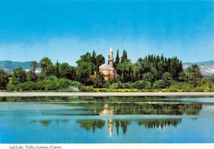 Cyprus Salt Lake Tekke Larnaca