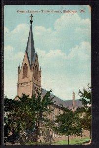 German Lutheran Trintiy Church,Sheboygan,WI BIN