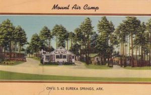 EUREKA SPRINGS, Arkansas, 1930-40s; Mount Air Camp