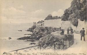 Italy - Nervi Passeggiata a Mare 01.87