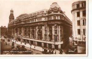 Postal 036359 : Royal Exchange Manchester