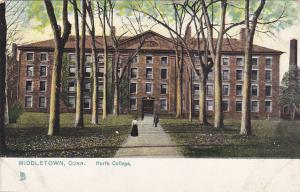 TUCK #5678; MIDDLETOWN, Connecticut, 1900-10s; North College