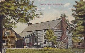 Missouri Saint Louis Grants Cabin 1909