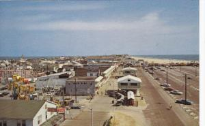 OCEAN CITY , Maryland , 50-60s 2 Mile Boardwalk