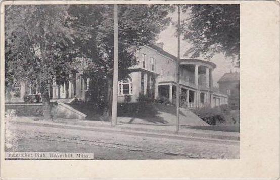 Massachusetts Haverhill Pentucket Club
