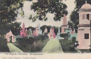 SERINGAPATAM , India , 00-10s ; The English Cemetery