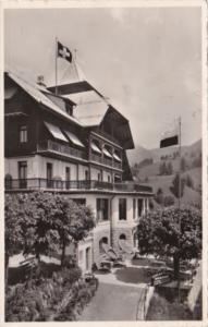 Switzerland Hotel de Sonloup s/les Avants 1953  Photo
