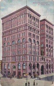 Minnesota Saint Paul Genermania Building