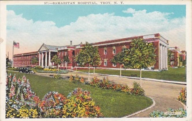 New York Troy Samaritan Hospital