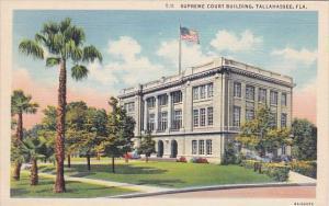 Florida Tallahassee Supreme Court Building