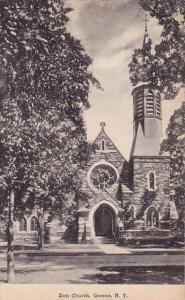 Zion Church Greene New York
