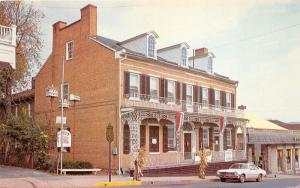Bedford Pennsylvania~Anderson House (Former Allegheny Bank) Tourist Info Center