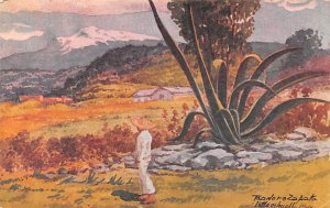 Tasdoro Zapata Mexico Tarjeta Postal Postal Used Unknown