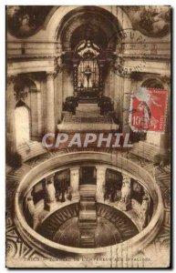 Paris Old Postcard Tomb of Napoleon & # 39empereur 1 Disable