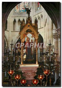 Modern Postcard The Thorn Statue of Our Lady of the fourteenth century Thorn