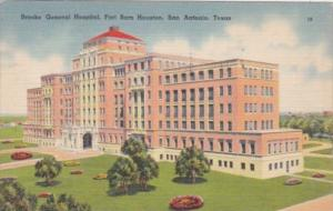 Texas San Antonio Brooke General Hospital Fort Sam Houston 1947