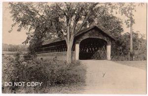 Covered Bridge, North Bennington VT