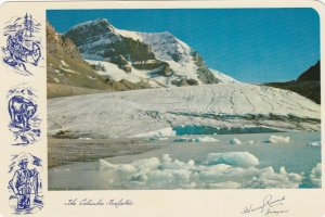 Columbia Ice Fields , Alberta , Canada , 50-70s