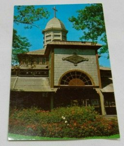Vintage Postcard, Methodist Tabernacle, Oak Bluffs, Martha's Vineyard