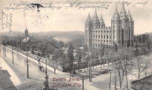 USA Temple Block, Salt Lake City 1905