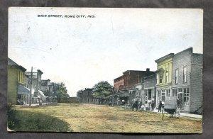 2236 - ROME CITY Indiana 1915 Main Street