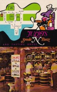 Saint Martin Philipsburg Jullio's Smoke 'N Booze & Tasting House