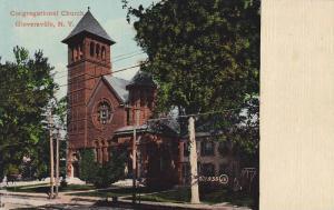 Congregational Church, Gloversville, New York, 1900-1910s