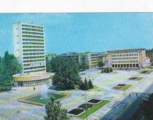 Russia Dimitroffgrad Central Square