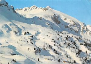 Schiparadies Radstaedter Tauern Zahnerkar Abfahrt Berg Mountain