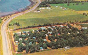Stanhope Bay Road Camping , CHARLOTTETOWN , P.E.I. , Canada , 1984