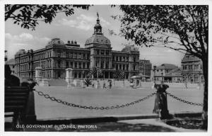 South Africa Pretoria Old Government Buildings Postcard