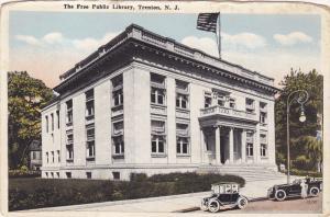 The Free Public Library, Trenton, New Jersey, 10-20s