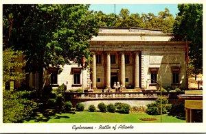 Georgia Atlanta Grant Park Cyclorama