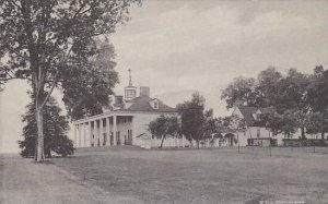 Virginia Mount Vernon North View Of Mount Vernon Home Of George Washington Al...