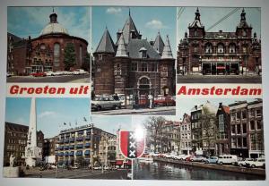 Holland Amsterdam Groeten uit