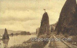 Pitlars of Hercules - Columbia River, Oregon