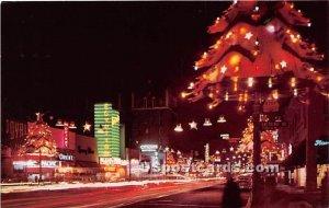 Santa Claus Lane, Hollywood Boulevard , CA