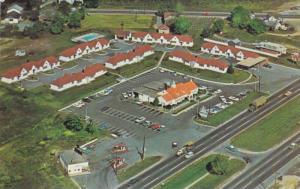 Swimming Pool, Aerial View, Quality Inn Dutch Village, New Castle, Delaware, ...