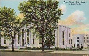 Georgia La Grange Troup County Court House
