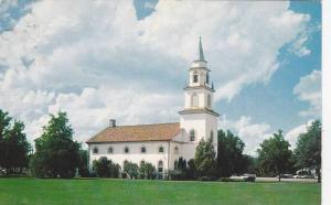 The US Army Infantry Center Chapel, Ft. Benning, Georgia, 1940-1960s